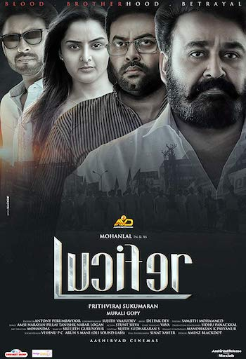 Lucifer 2019 Malayalam 500MB HDRip 480p ESubs