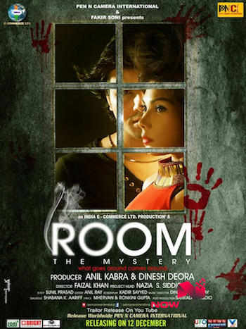 Room The Mystery 2015 Hindi 720p WEBRip 750mb