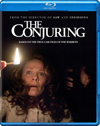 The Conjuring 2013 Dual Audio Hindi 480p BluRay 300mb