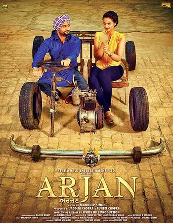 Arjan 2017 Full Punjabi Movie 480p Download