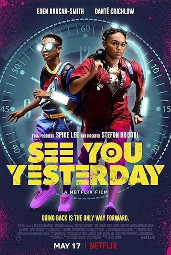 See You Yesterday 2019 English 720p WEB-DL 750MB ESubs
