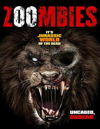 Zoombies 2016 Hindi Dual Audio 280MB BluRay 480p ESubs