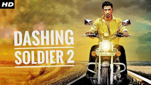 Dashing Soldier 2 (2019) Hindi Dubbed 720p HDRip 800MB