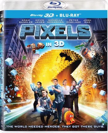 Pixels 2015 UNCUT Dual Audio ORG Hindi Bluray Movie Download