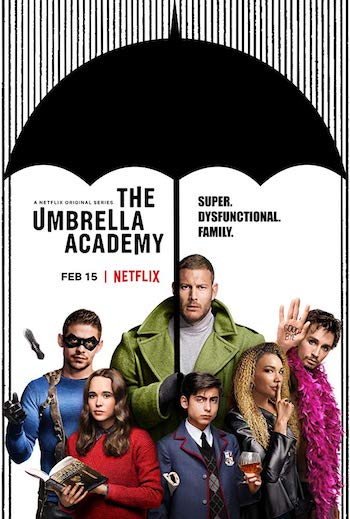The Umbrella Academy S01 Complete Hindi Dual Audio 720p Web-DL MSubs