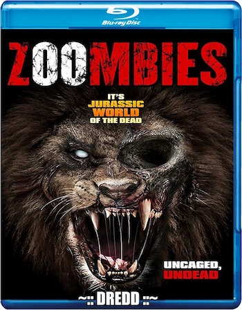 Zoombies 2016 Dual Audio Hindi 720p BluRay 700mb
