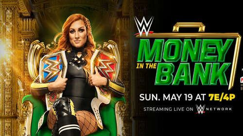 WWE Money In The Bank 19th May 2019 Full Show 480p Free Download