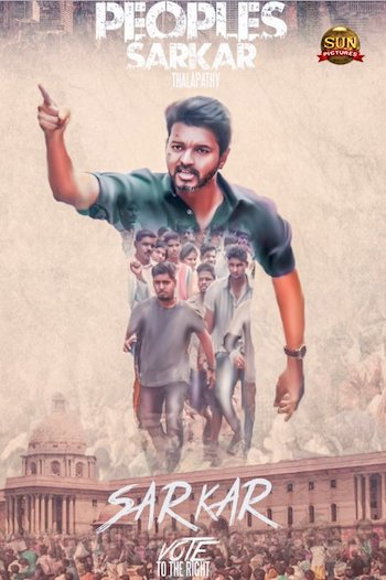 Sarkar 2018 Tamil 720p WEB-DL 1.1GB ESubs