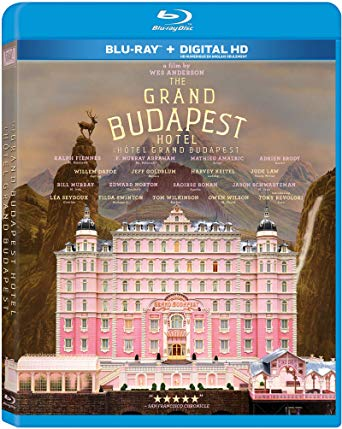 The Grand Budapest Hotel 2014 English 720p BRRip 850MB ESubs