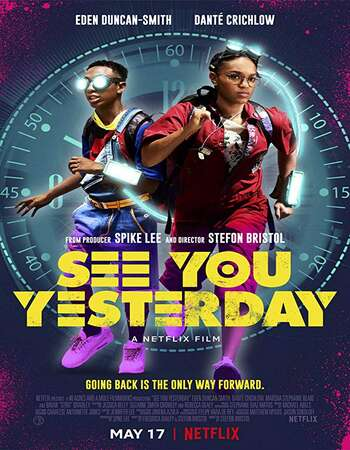See You Yesterday 2019 720p WEBRip 800MB x264