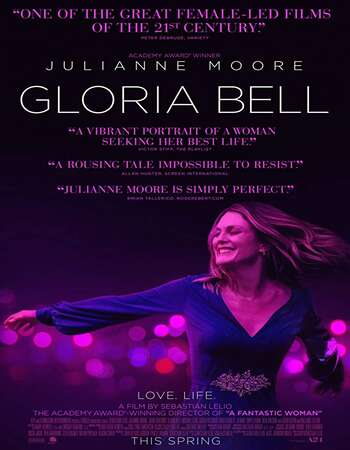 Gloria Bell 2018 Full English Movie 300mb720p Download