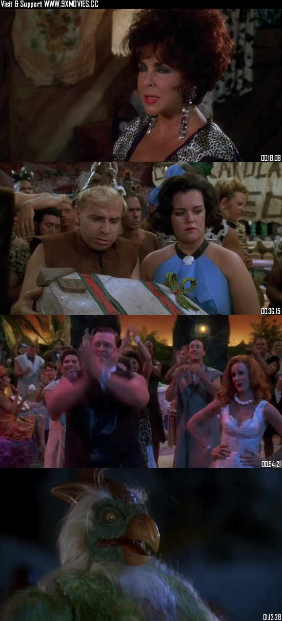 The Flintstones 1994 Dual Audio Hindi 720p BluRay 750mb