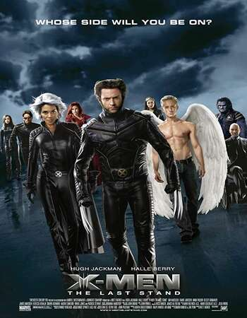 X-Men The Last Stand 2006 Hindi Dual Audio 500MB BluRay 720p ESubs HEVC