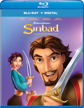 Sinbad Legend of The Seven Seas 2003 English 720p BRRip 700MB ESubs