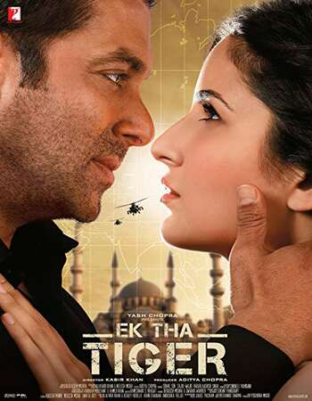 Ek Tha Tiger 2012 Hindi 720p BRRip Free Download