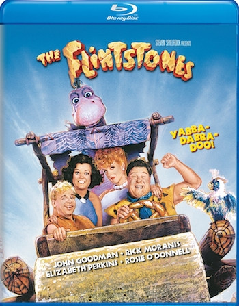 The Flintstones 1994 Dual Audio Hindi 720p BluRay 750mb