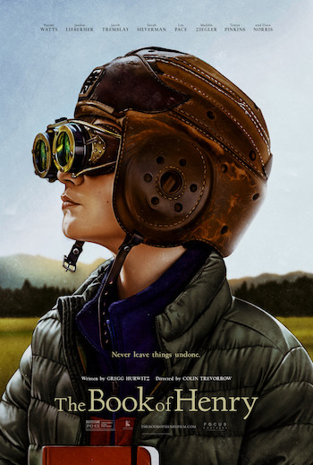 The Book Of Henry 2017 Dual Audio Hindi 720p BluRay 850mb
