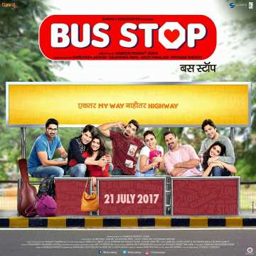 Bus Stop 2017 Marathi 480p WEB-DL 350mb