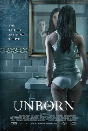The Unborn 2009 Hindi Dual Audio Web-DL Full Movie 480p Download