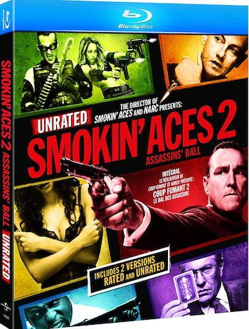 Smokin Aces 2 Assassins Ball 2010 Dual Audio Hindi 720p BluRay 700MB