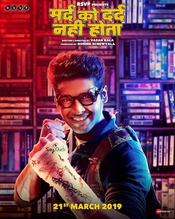 Mard Ko Dard Nahi Hota 2019 Hindi 720p WEB-DL 1.1GB