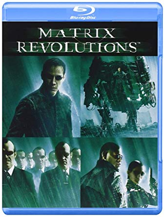 The Matrix Revolutions 2003 Dual Audio Hindi 720p BluRay 1GB