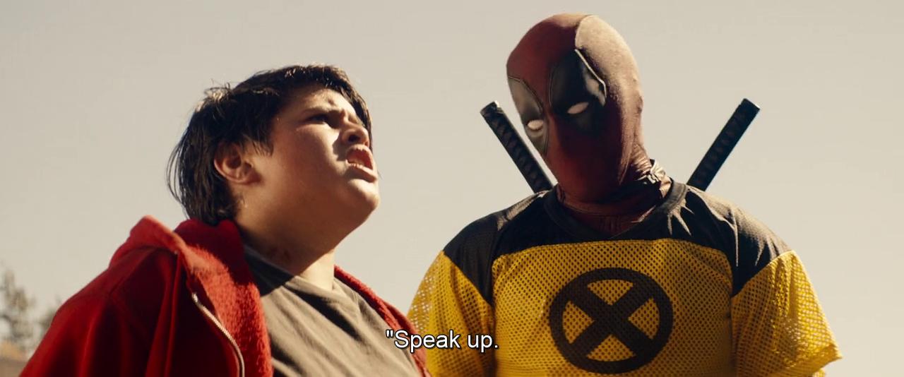 Deadpool 2 (2018) UNRATED HDRip x264 Dual Audio [Hindi AC3 5 1
