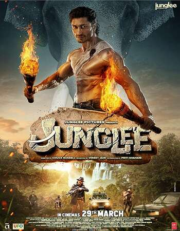 Junglee 2019 Hindi 720p HDRip ESubs