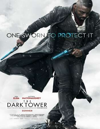 The Dark Tower (2017) Hindi Dual Audio 450MB UNCUT BluRay 720p HEVC x265 ESubs