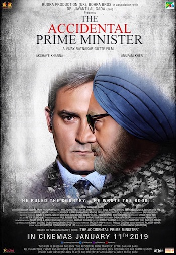 The Accidental Prime Minister 2019 Hindi 720p WEB-DL 800MB
