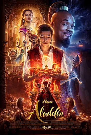 Aladdin 2019 Dual Audio Hindi 720p HDRip 850MB