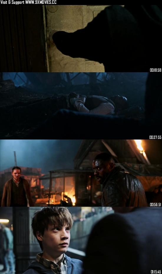 The Dark Tower 2017 Dual Audio Hindi 720p BluRay 900mb