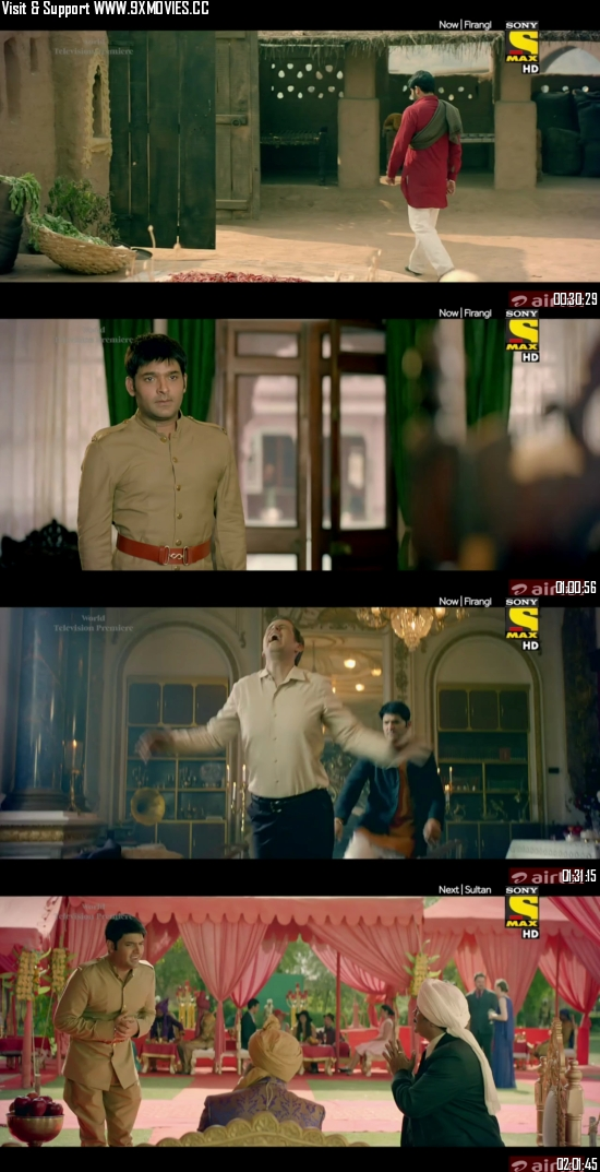 Firangi 2017 Hindi 720p HDTV 1.1GB