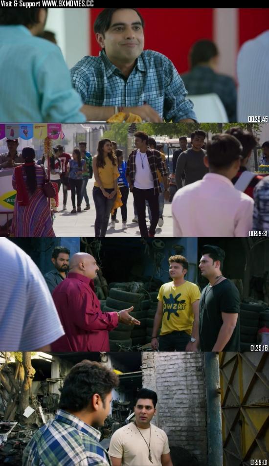 Chhutti Jashe Chhakka 2018 Gujarati 720p WEB-DL 1.1GB