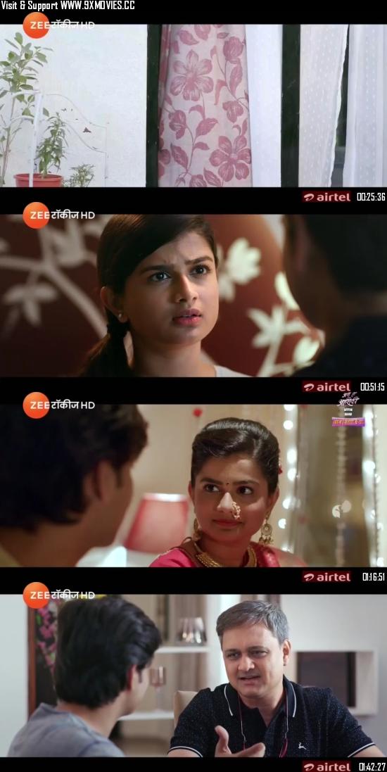Ashi Hi Ashiqui 2019 Marathi 480p HDTV 350MB