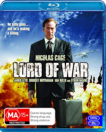 Lord of War 2005 English Bluray Movie Download