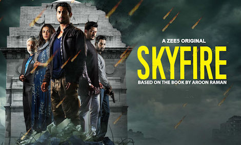 Skyfire 2019 Hindi S01 WEB Series Complete 480p WEB-DL 850MB