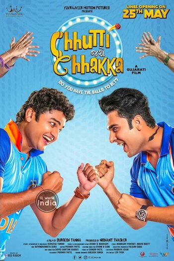 Chhutti Jashe Chhakka 2018 Gujarati Movie Download