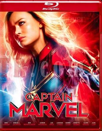 Captain Marvel 2019 English 720p BRRip 1.1GB ESubs