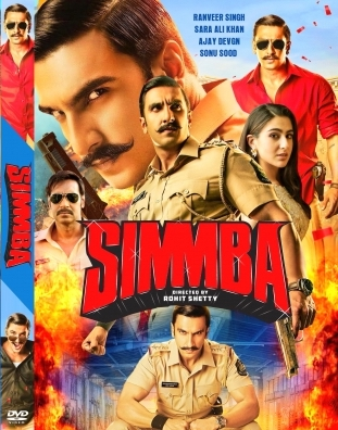 Simmba 2019 Hindi Bluray Movie Download