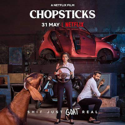 Chopsticks 2019 Dual Audio Hindi 720p WEB-DL 850MB
