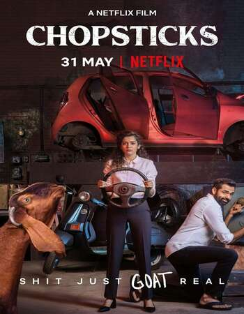 Chopsticks 2019 Hindi 720p HDRip MSubs
