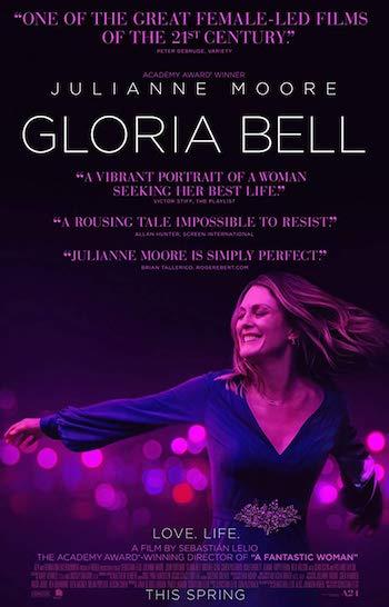 Gloria Bell 2018 English 720p BRRip 950MB ESubs