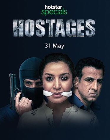 Hostages 2019 Season 1 Complete Hindi All Episodes Download