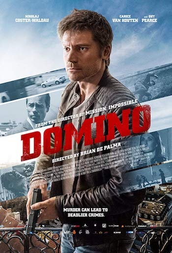 Domino 2019 English 720p WEB-DL 750MB ESubs