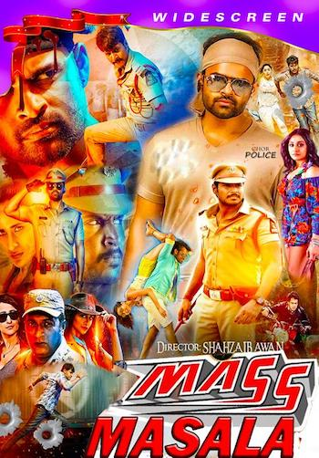 Mass Masala 2019 HD In Hindi Dubbed 720p HDTV 1GB