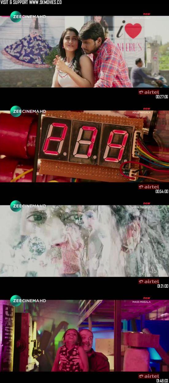 Mass Masala 2019 Hindi Dubbed 720p HDTV 1GB