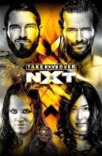 WWE NXT TakeOver XXV 2019 WEBRip 720p 480p x264 600MB