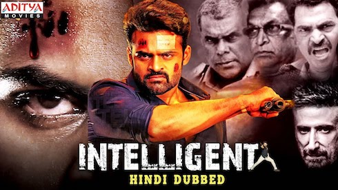 Intelligent 2019 Hindi Dubbed 720p HDRip 850MB