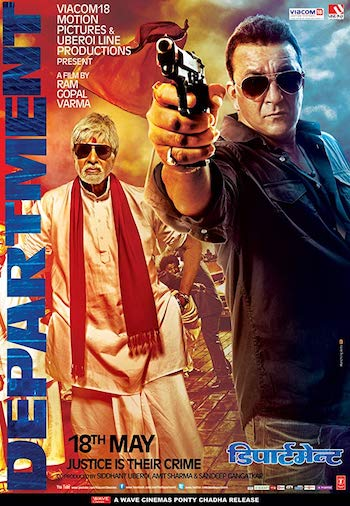 Department 2012 Hindi 720p WEB-DL 999mb